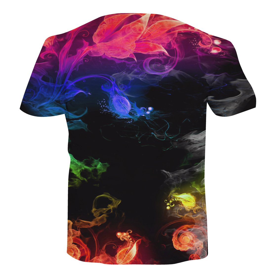NEWISTAR Unisex Youth 3D Print Graphic Casual Short Sleeve T-Shirt Tees