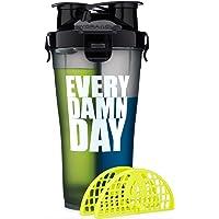 Hydra Cup Klik afbeelding om te openen uitgebreide weergave 30oz Dual Threat Shaker Bottle, Shaker Cup + Water Bottle, 2…