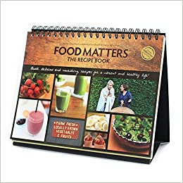 Amazon food matters the recipe book quick delicious and turn on 1 click ordering for this browser forumfinder Choice Image