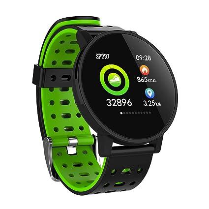 Cebbay Reloj Inteligente 1.3 Pulgadas Detector de frecuencia Cardiaca Rastreador de calorías Paso Activo Niño Dama