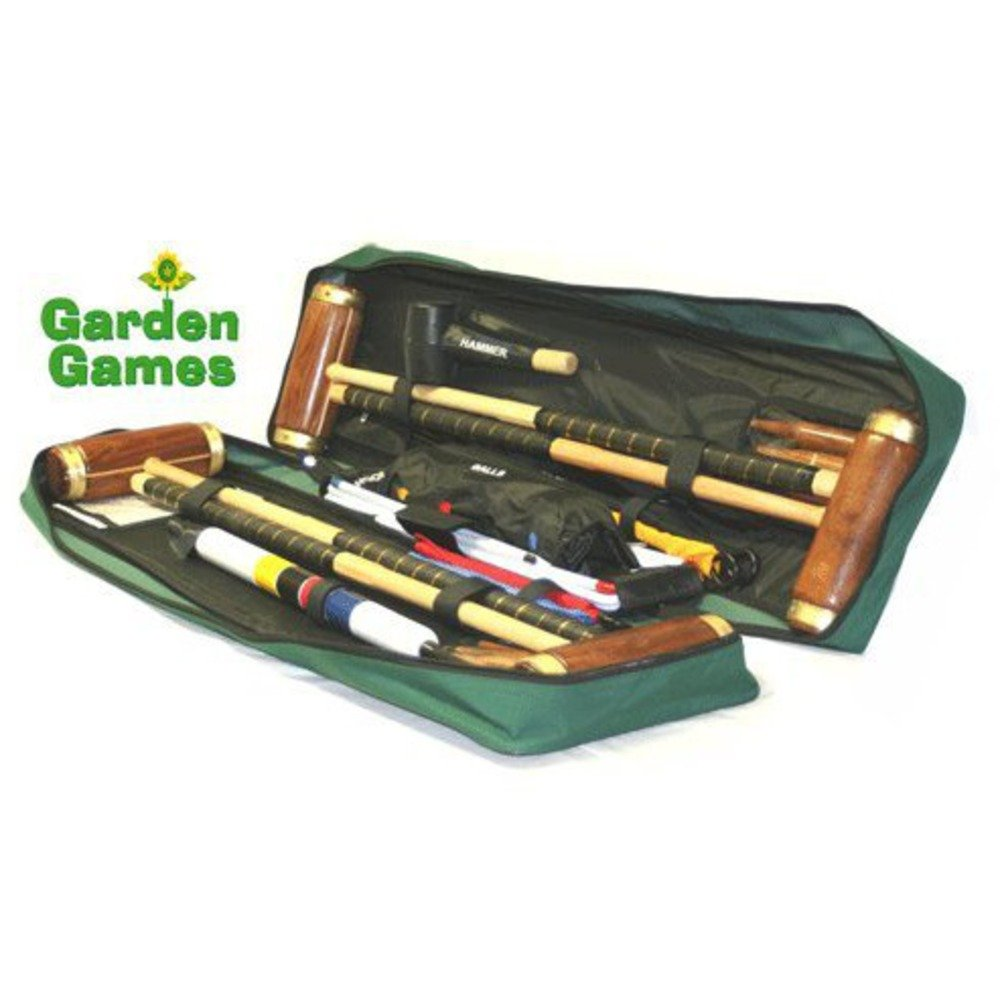 Hurlingham Premium Croquet Smart Parent kit in a Smart Toolkit Style Croquet Bag B00CTJZPB4 Parent, リシリグン:1845baa9 --- m2cweb.com