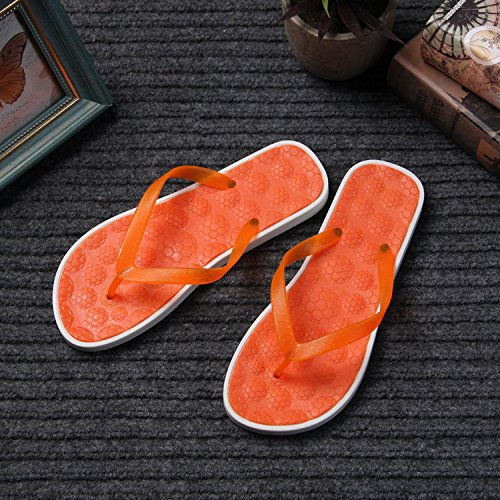 pantofole fondo Donyyyy piatto pantofola morbido fondo yards Massaggio 40 qc7f1