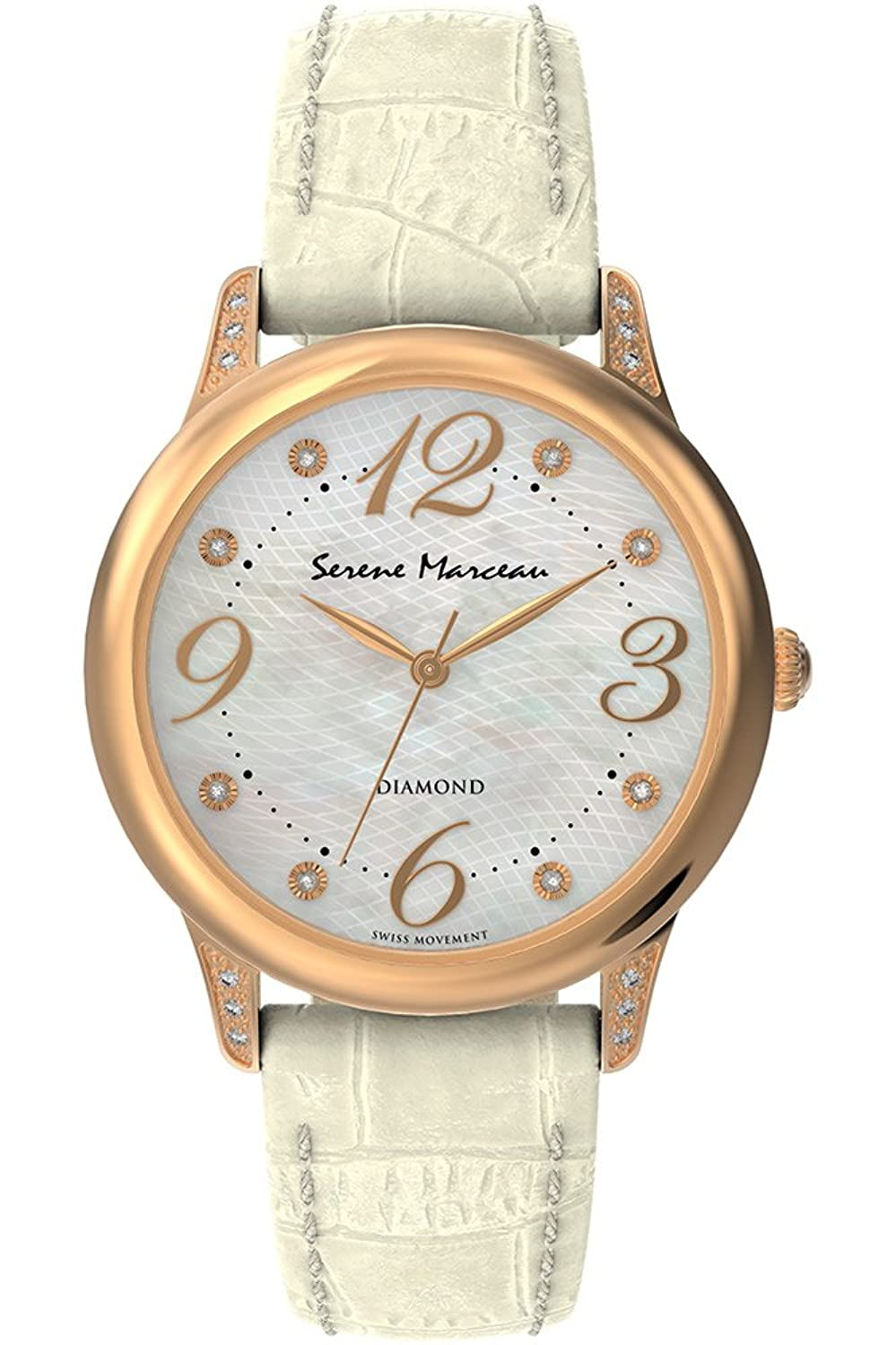 Damen armbanduhr Serene Marceau Diamond S009.09-IT