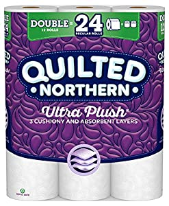Quilted northern ultra plush barcode