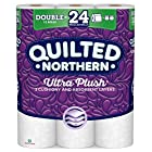 Quilted Northern Ultra Plush Toilet Paper, 12 Double Rolls, 154 3-Ply Sheets Per Roll