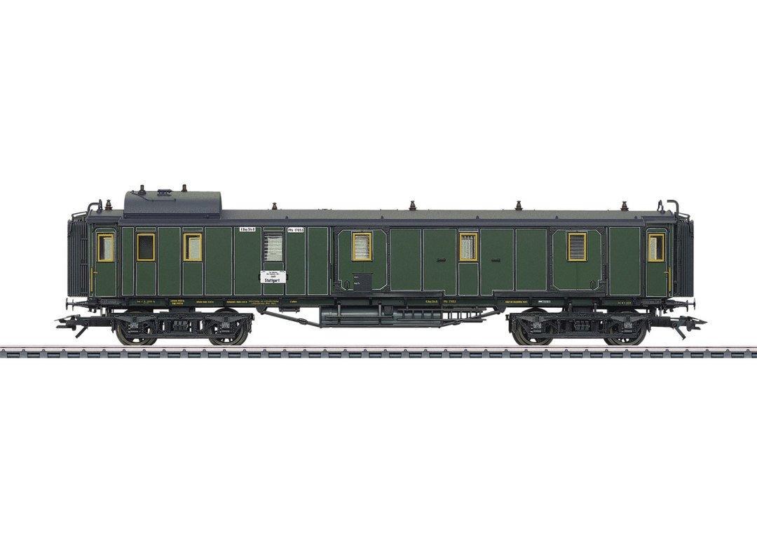 Mauml;rklin 41379 parte y accesorio de juguet ferroviario - partes y accesorios de juguetes ferroviarios (Mauml;rklin, 15 año(s), Verde, HO (1:87), 19,9 cm)