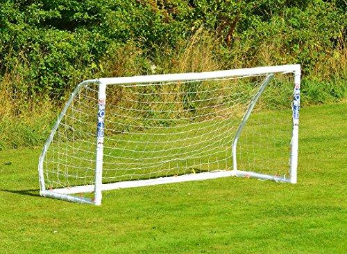 Erstklassiges FORZA Fußball Tornetz, 1.5 x 2.1 m - 4.9 x 2.1m, (mit oberer Tiefe) [Net World Sports] (Forza Tornetz 3x2m)