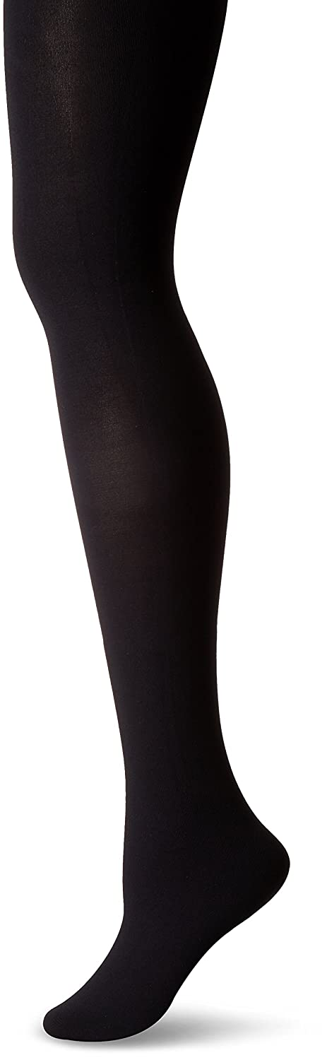 1773aa4419573 Yummie Women's Tights, Covert Cush Anklet Length - Opaque Black Medium at  Amazon Women's Clothing store: