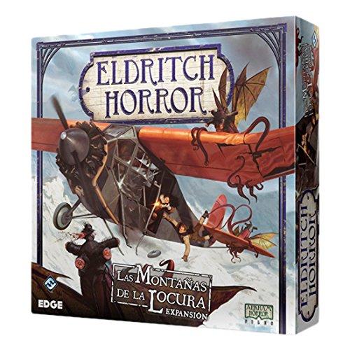 Eldritch Horror–Die Berge des Wahnsinns