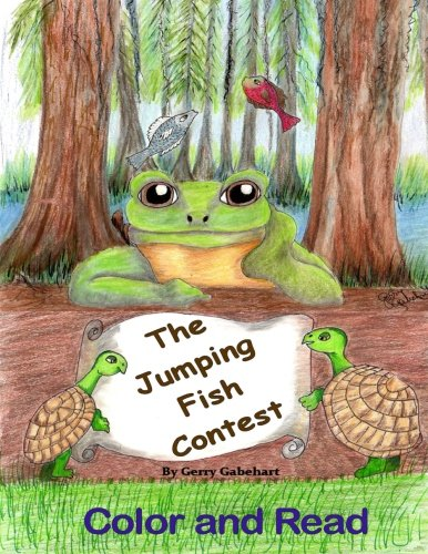 The Jumping Fish Contest by CreateSpace Independent Publishing Platform (Image #1)