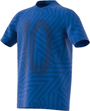 قمصان رياضية للأطفال YB M ICON JER من أديداس