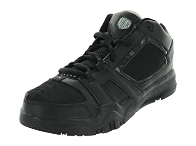 Nike Kids s JORDAN JETER CUT (PS) TRAINING SHOES 11 (BLACK BLACK) 0e1a8930a4