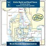 Kieler Bucht und Rund Fünen: Mit Lübecker Bucht, Nord-Ostsee-Kanal, Eider und Schlei
