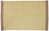 Cheap Ink+Ivy II72-657 Charlie Woven Cotton Rug, 20 x 30, Yellow