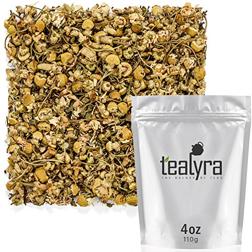 Tealyra - Lovely Night - Chamomile Rooibos Mint - Calming...