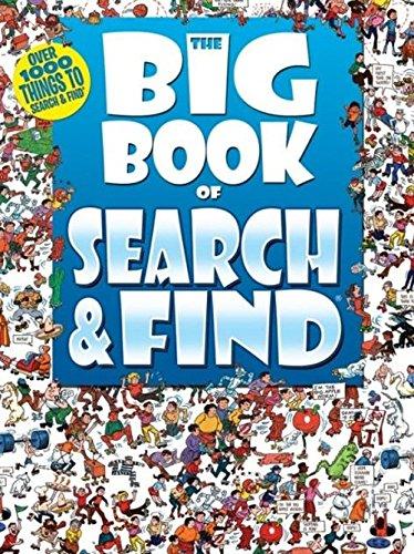 The Big Book Of Search & Find pdf epub
