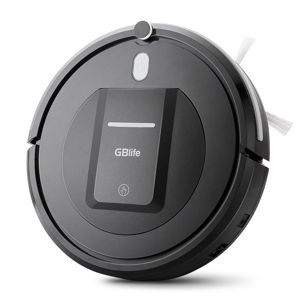 GBlife 500 Pa Aspirapolvere Robot Automatico 3 in 1 Spazzamento Automatico