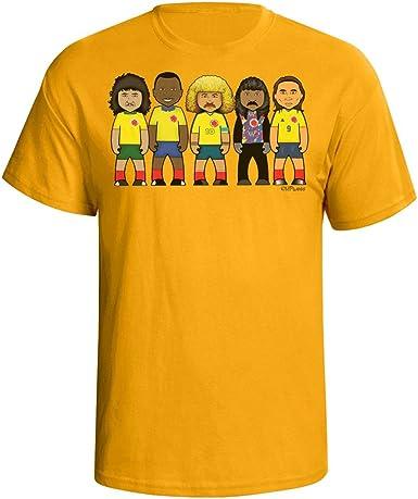 vipwees Colombia - Camiseta de manga corta para hombre, diseño de ...