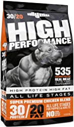 Bully Max High-Performance Super Premium Dog Food