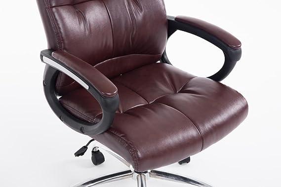 Sedia Ufficio Elegante : Clp poltrona da ufficio poseidon xxl sedia studio presidenziale