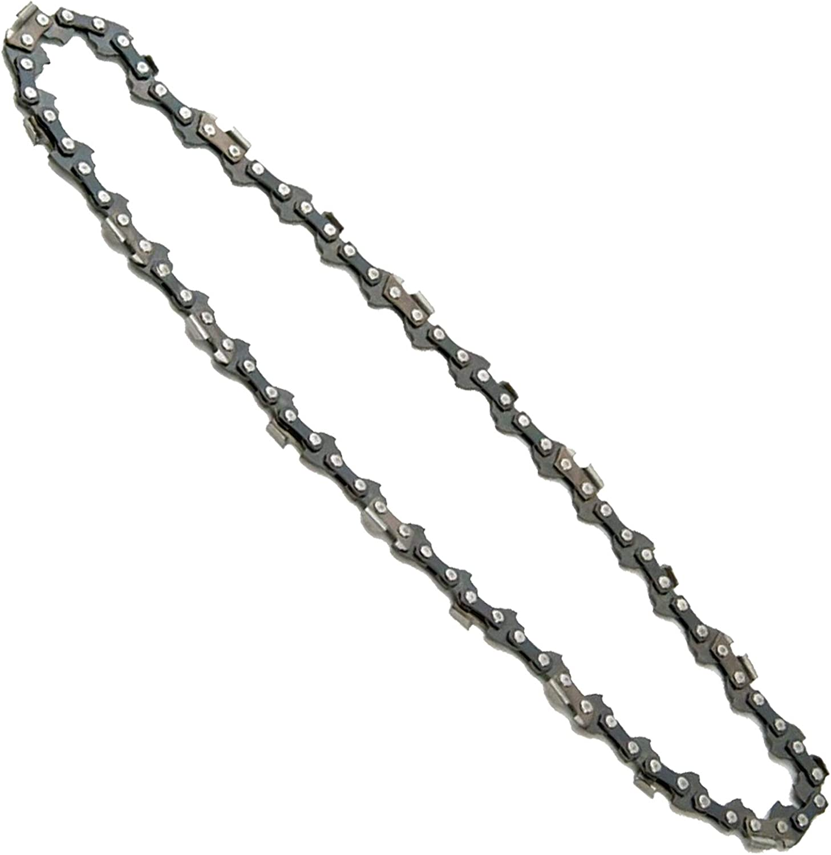 Spares2go - Cadena de barra para motosierra Oleo-Mac OM 17E OM 19E (50 unidades, 35,5 cm)