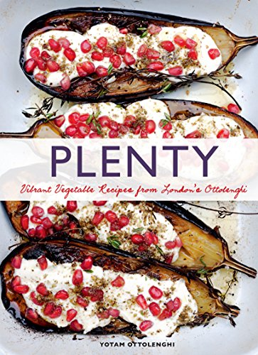 Plenty: Vibrant Vegetable Recipes from London's Ottolenghi (Best Gourmet Salad Recipes)