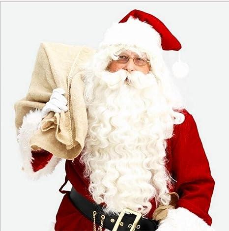 WKldxh Disfraces para Adultos Traje De Santa Claustraje De ...