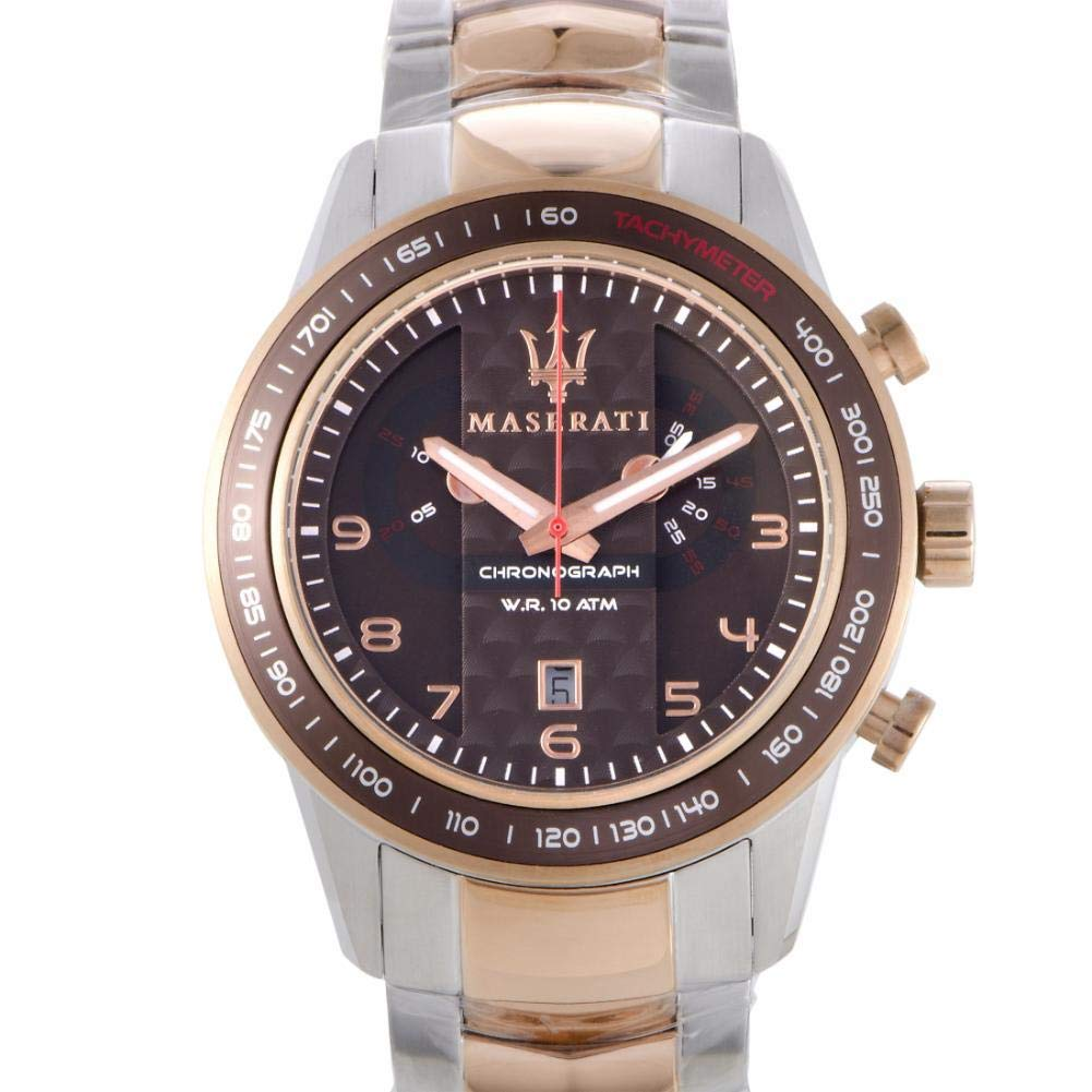 Maserati Corsa Quartz Male Watch R8873610004 (Certified Pre-Owned)
