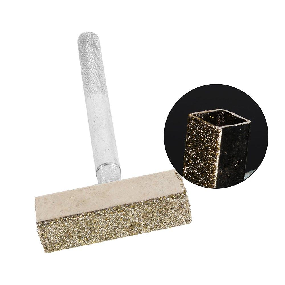 tocador de revestimiento de diamante para devolver su muela a la mejor condici/ón Herramienta de tocador de piedra de diamante