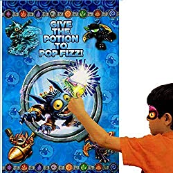 Skylanders Party Game Poster (1ct)