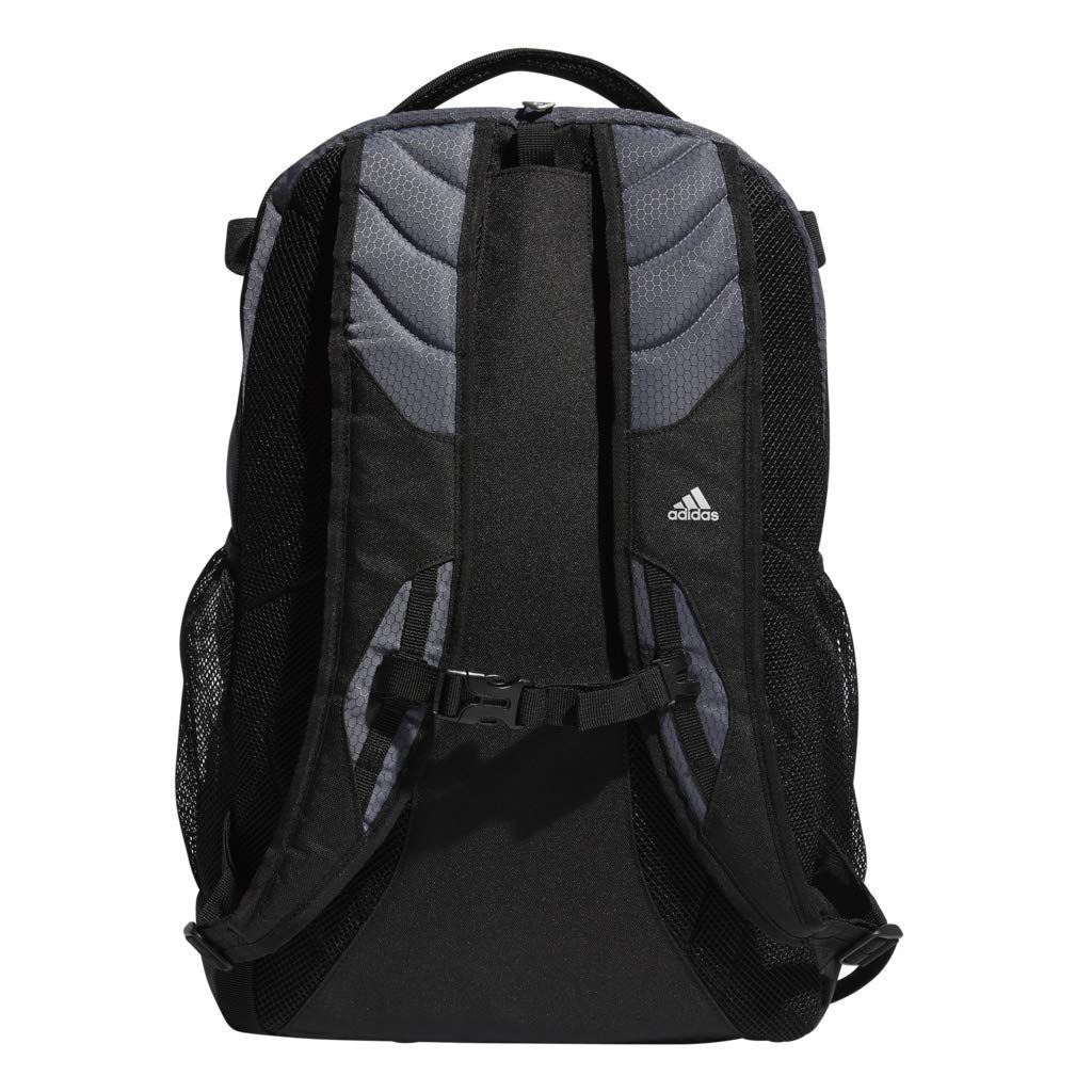 adidas Utility XL Team Mochila, Color Naranja y Negro