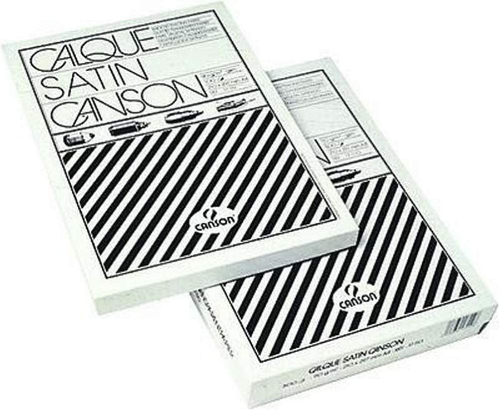 Canson 11632 Plotting Paper A3 110 g 100 Sheets Max half 85% OFF 115 m