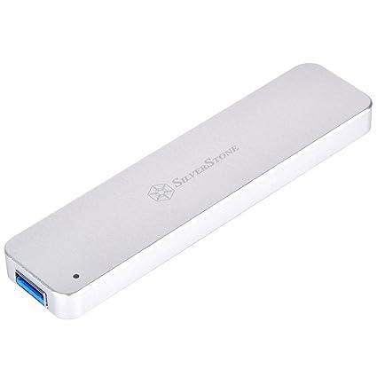 Silverstone SST-MS09S - Carcasa para Discos Externa con USB ...