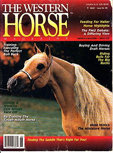 Western Horse Magazine August 1995
