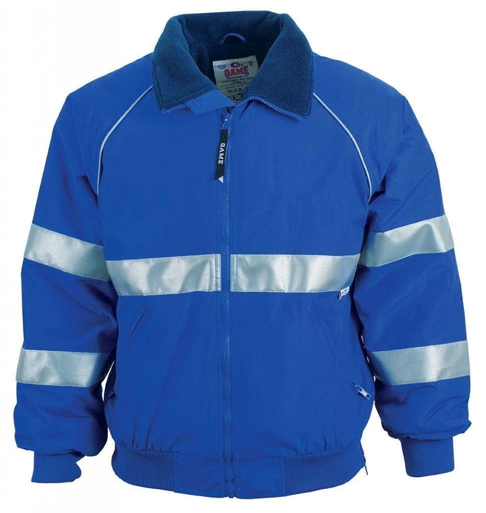 Game Sportswear Commander Hi-Viz Jacket