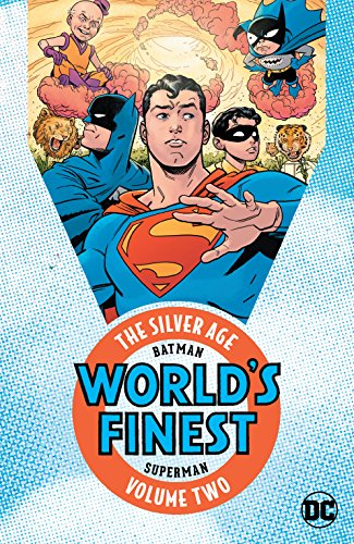 Batman & Superman in World's Finest: The Silver Age  Vol. 2 (World's Finest (1941-1986)) ()