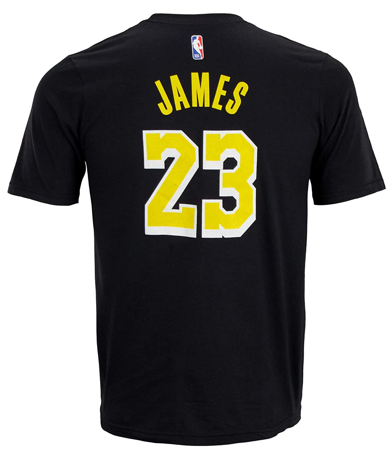 release date 8c116 14e00 NBA Youth Los Angeles Lakers Lebron James Player Tee, Pick A Color