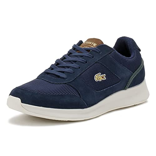 570348a81 Lacoste Joggeur Trainers Blue 6 UK  Amazon.co.uk  Shoes   Bags