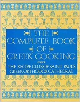 __REPACK__ Complete Book Of Greek Cooking. Gredos Michigan cartucho official located felicito Texas