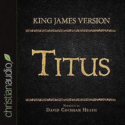 Holy Bible in Audio - King James Version: Titus