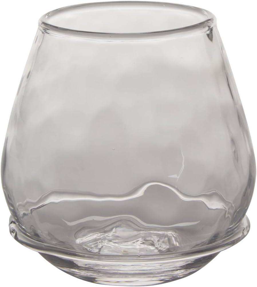 Set of 4 Juliska Amalia Stemless White Wine Glass