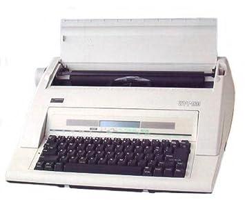 Nakajima máquina de escribir electrónica con pantalla: Amazon.es: Electrónica