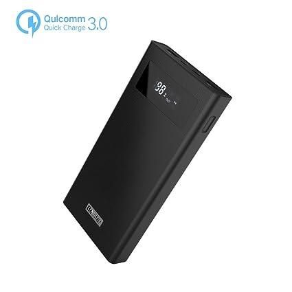 Amazon.com: Besiter 20000 Cargador portátil de carga rápida ...