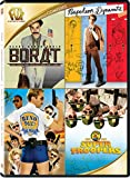 Borat / Napoleon Dynamite / Reno 911 / Super Troopers Quad Feature