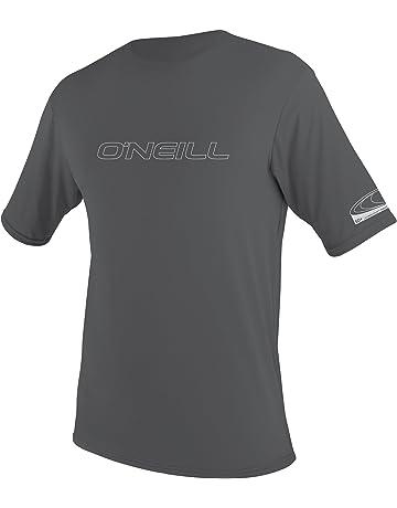 42fbec3c013 O'Neill Men's Basic Skins UPF 50+ Short Sleeve Sun Shirt
