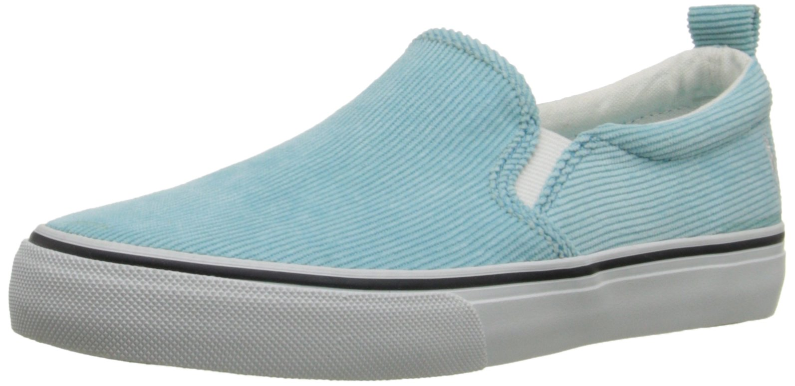 Polo Ralph Lauren Kids Carleetwingore CR Dry Fashion Sneaker (Little Kid/Big Kid), Turquoise, 1 M US Little Kid