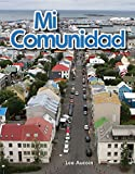 Mi comunidad (My Community) Lap Book (Spanish Version) (Literacy, Language, & Learning) (Spanish Edition)