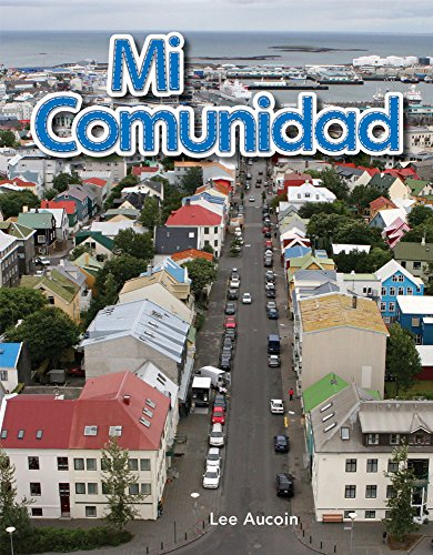 Mi comunidad (My Community) Lap Book (Spanish Version) (Literacy, Language, & Learning) (Spanish Edition) by Teacher Created Materials