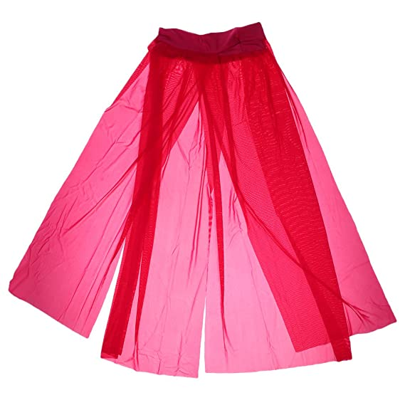183dcf27d5614 Imported Sexy Bikini Swimsuit Sheer Beach Maxi Skirt Veil Dress Swimwear  Rose Red  Amazon.in  Clothing   Accessories