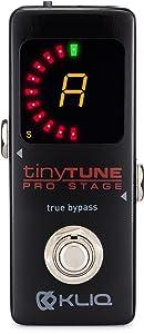KLIQ TinyTune Pro Stage Tuner Pedal